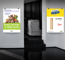 Plakaty IKEA Janki (Dzień Dziecka + Majówka)