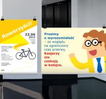 Plakaty IKEA Janki
