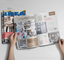 "Katalog IKEA - ""Oferta dla Biur"""